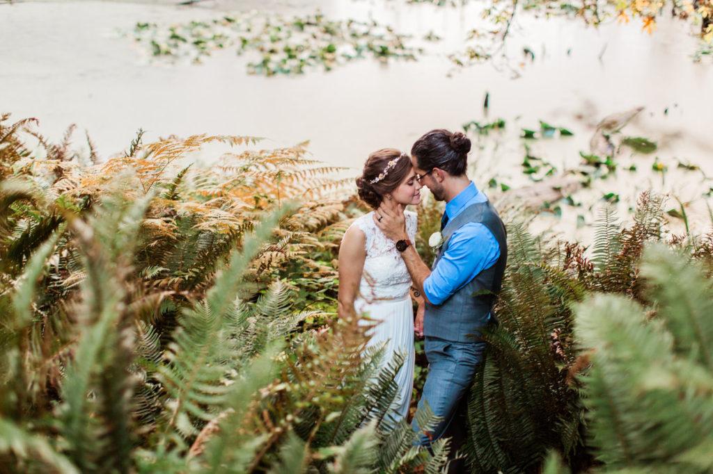 Whidbey Island Wedding Photographer